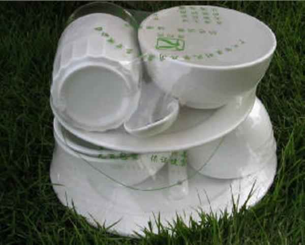 POF餐具袋印刷袋